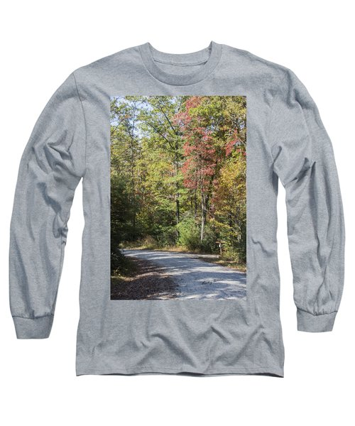 Around The Bend Long Sleeve T-Shirt by Ricky Dean