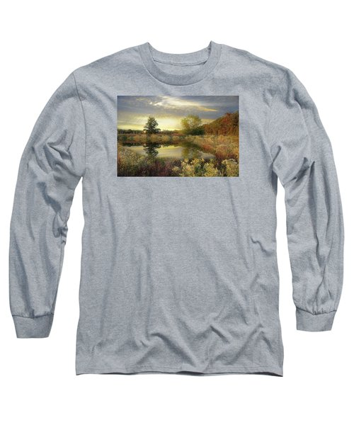 Arrival Of Dawn Long Sleeve T-Shirt by John Rivera