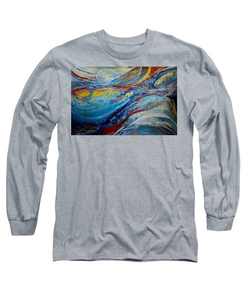 Arrive Long Sleeve T-Shirt
