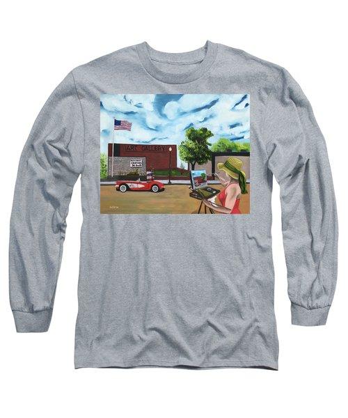 Art Gal 2 Long Sleeve T-Shirt