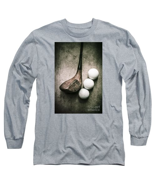 Art Of Golfing Long Sleeve T-Shirt