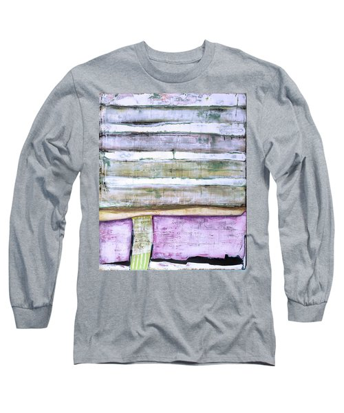 Art Print Abstract 93 Long Sleeve T-Shirt