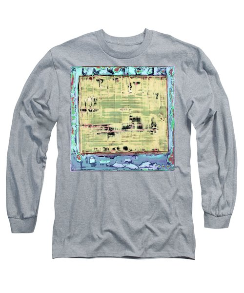 Art Print California 01 Long Sleeve T-Shirt