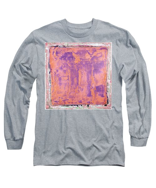 Art Print California 09 Long Sleeve T-Shirt
