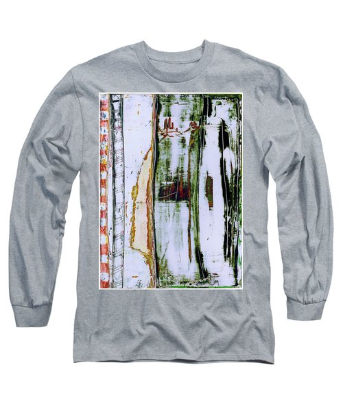 Art Print Forest Long Sleeve T-Shirt