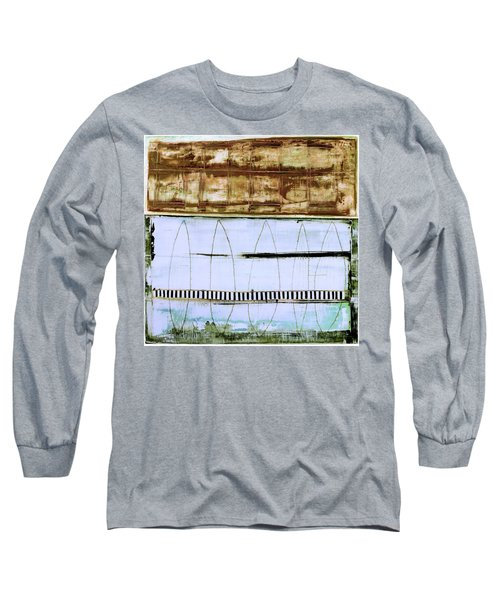 Art Print Malibu Long Sleeve T-Shirt