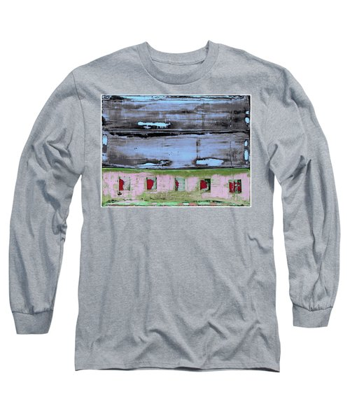 Art Print Sierra 7 Long Sleeve T-Shirt