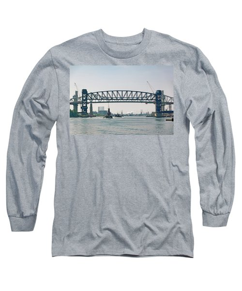 Arthur Kill The Four Tugs Long Sleeve T-Shirt
