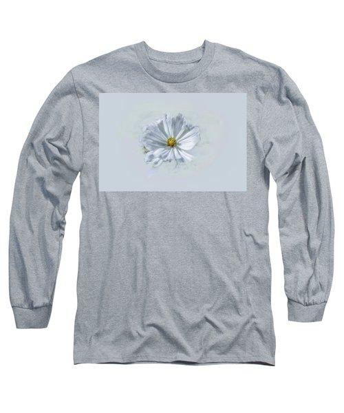 Artistic White #g1 Long Sleeve T-Shirt