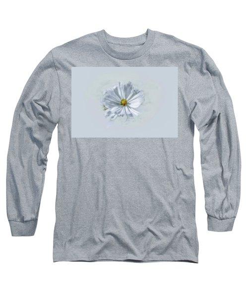 Artistic White #g1 Long Sleeve T-Shirt