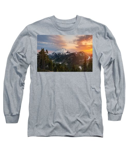 Artist's Inspiration Long Sleeve T-Shirt by Ryan Manuel