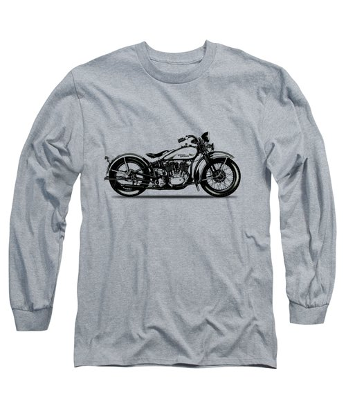 Harley Davidson 1933 Long Sleeve T-Shirt