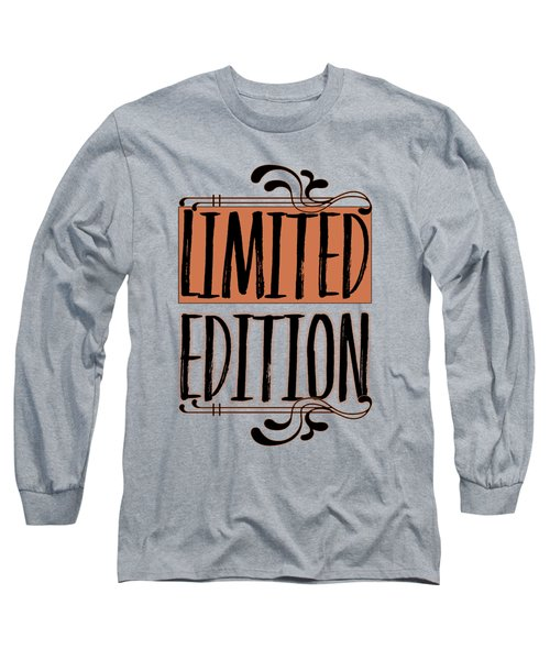 Limited Edition Long Sleeve T-Shirt by Melanie Viola