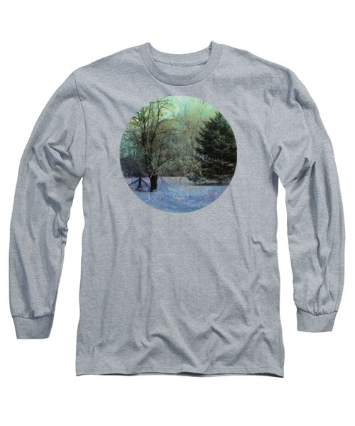 Into The Winter Morning Long Sleeve T-Shirt