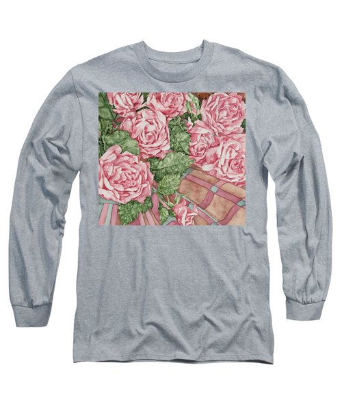 Love Of Roses Long Sleeve T-Shirt
