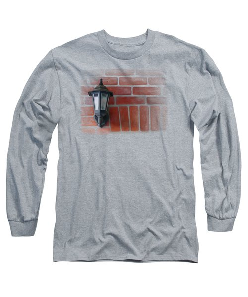 Long Sleeve T-Shirt featuring the painting Lantern by Ivana Westin