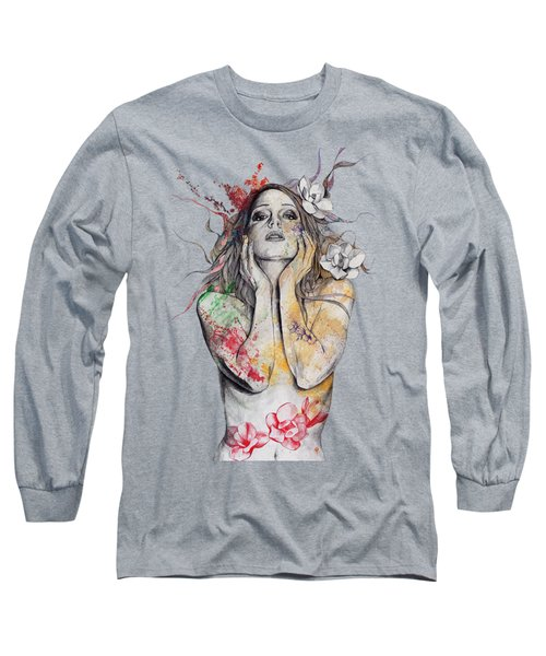 The Withering Spring Long Sleeve T-Shirt