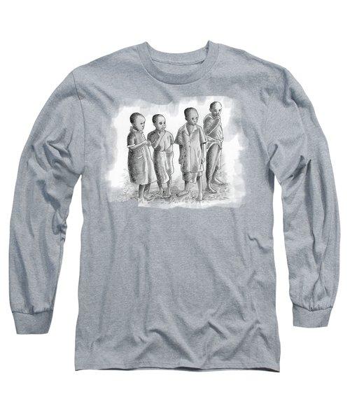 Children Together Long Sleeve T-Shirt