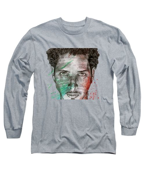 Pretty Noose - Tribute To  Chris Cornell Long Sleeve T-Shirt