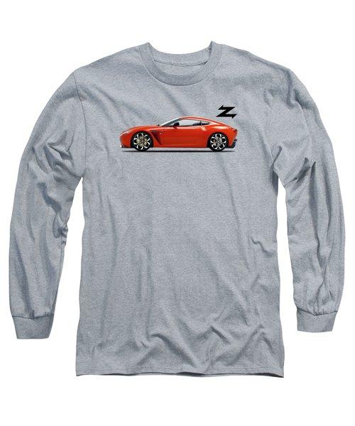 The Zagato V12 Long Sleeve T-Shirt