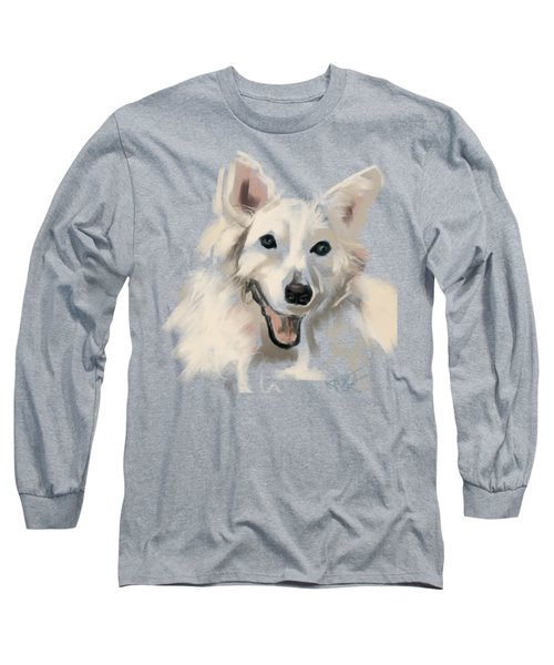 Dog Olaf Long Sleeve T-Shirt