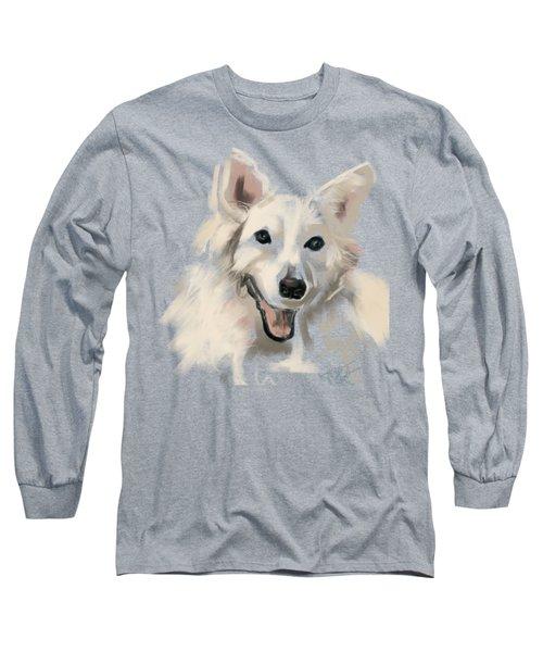 Dog Olaf Long Sleeve T-Shirt