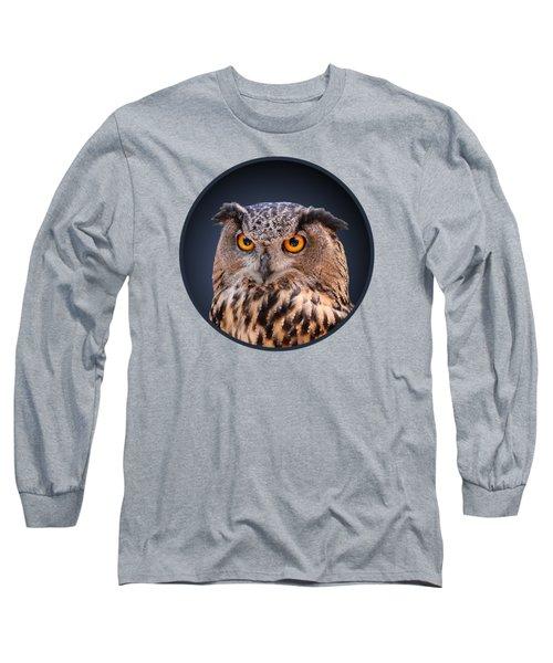 Eagle Owl Long Sleeve T-Shirt