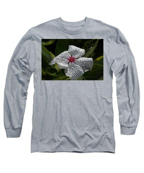 Natures Glitter Long Sleeve T-Shirt