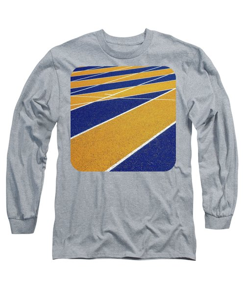On Track Long Sleeve T-Shirt by Ethna Gillespie