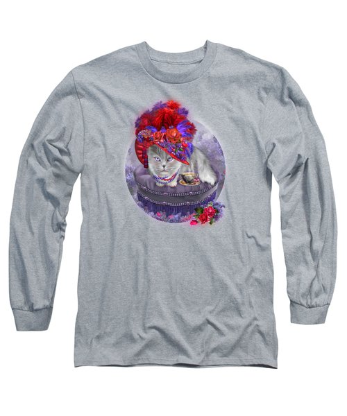 Cat In The Red Hat Long Sleeve T-Shirt