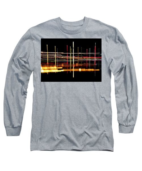 Long Sleeve T-Shirt featuring the photograph Cosmic Avenues by Bill Kesler