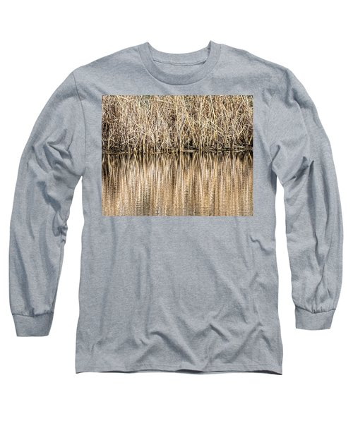 Golden Reed Reflection Long Sleeve T-Shirt
