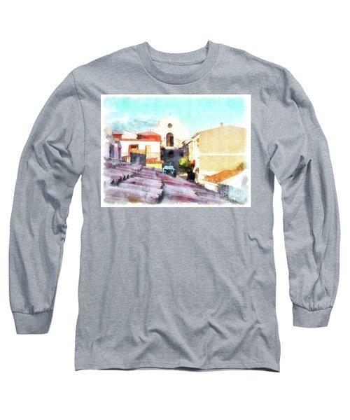 Arzachenaroof And Church Long Sleeve T-Shirt