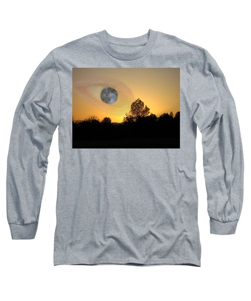 Long Sleeve T-Shirt featuring the photograph As I See It by Joyce Dickens