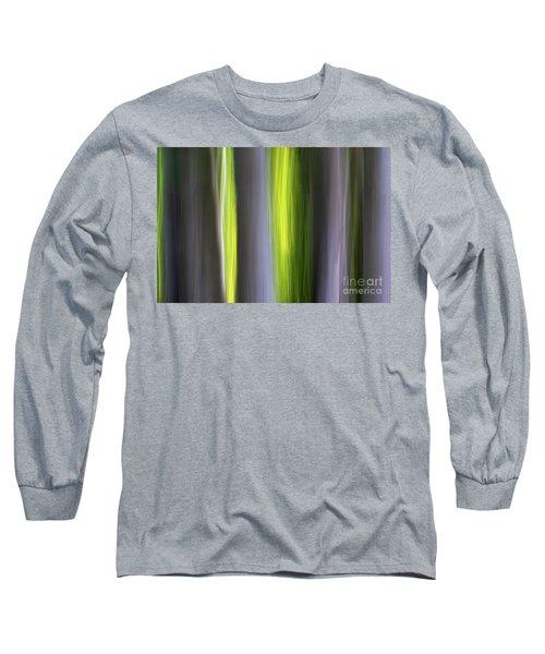 Aspen Blur #7 Long Sleeve T-Shirt