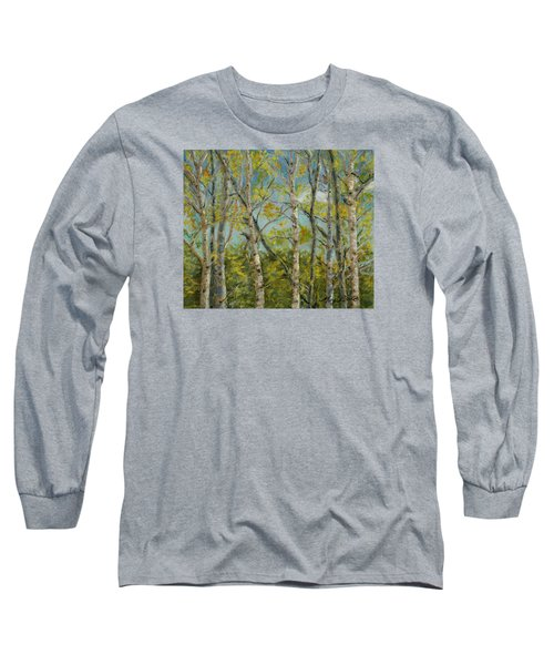 Aspen Glow Long Sleeve T-Shirt