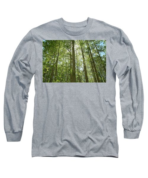 Aspen Green Long Sleeve T-Shirt