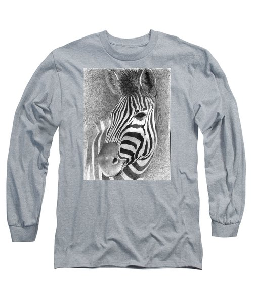 Assiduous Long Sleeve T-Shirt by Phyllis Howard
