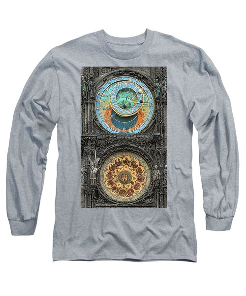 Astronomical Hours Long Sleeve T-Shirt