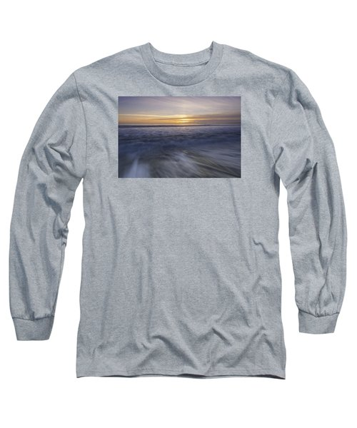 At Beach Long Sleeve T-Shirt by Catherine Lau