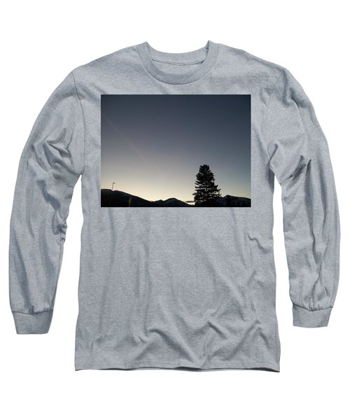 Long Sleeve T-Shirt featuring the photograph At Dusk by Jewel Hengen