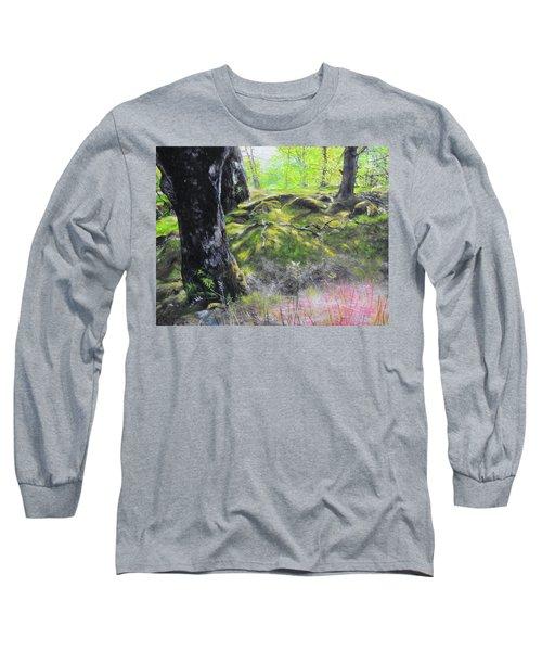 At The Farm Long Sleeve T-Shirt
