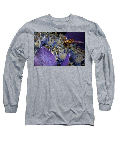 At Work Long Sleeve T-Shirt