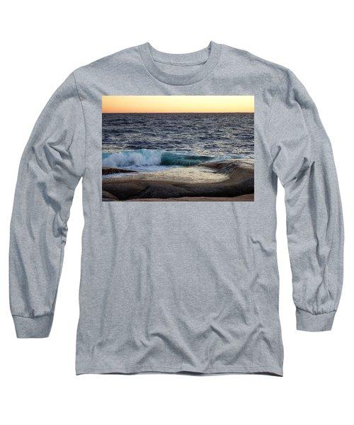 Atlantic Ocean, Nova Scotia Long Sleeve T-Shirt