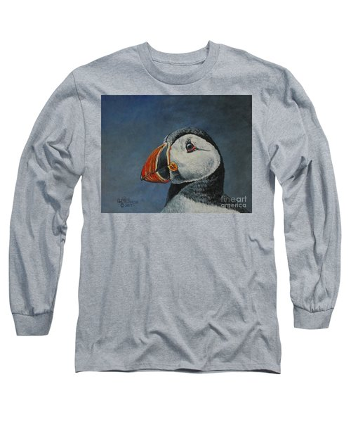 Atlantic Puffin Long Sleeve T-Shirt
