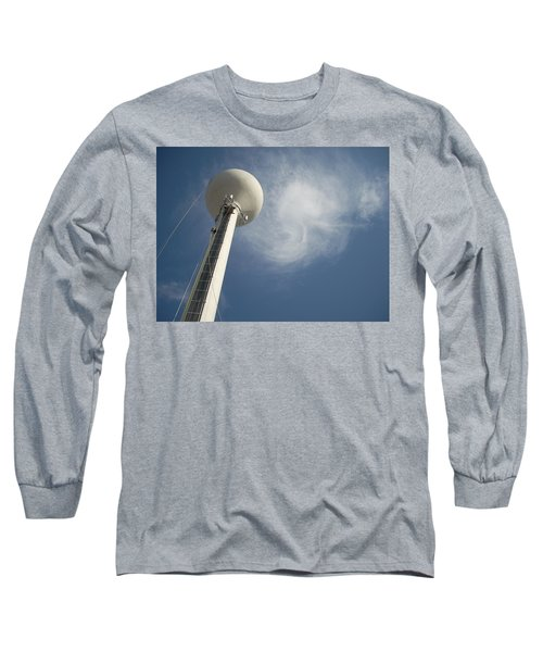 Long Sleeve T-Shirt featuring the photograph Atlas by Robert Geary