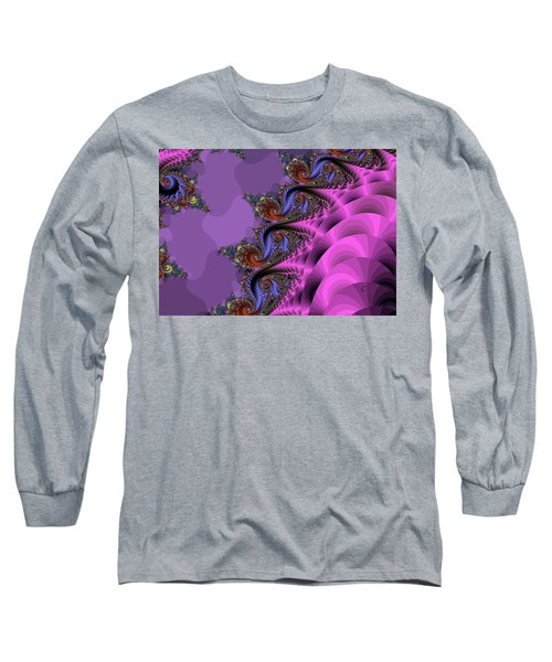 Attack Of The Magic Triapus Long Sleeve T-Shirt