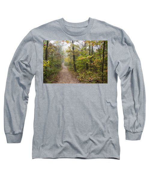 Autumn Afternoon Long Sleeve T-Shirt by Ricky Dean