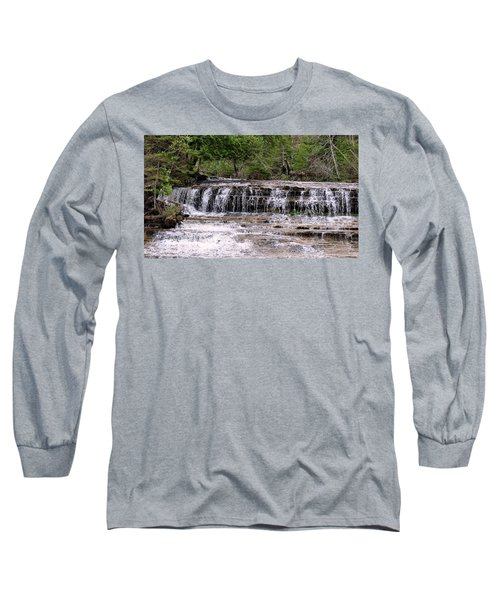 Au Train Falls Long Sleeve T-Shirt
