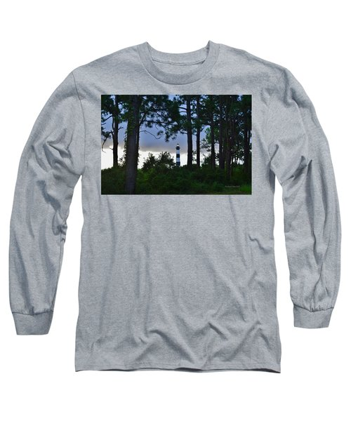 August 9 Bodie Lt House Long Sleeve T-Shirt